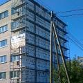 Narva mnt.25, fassaadi renoveerimine
